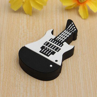 32GB Fancy Musical Guitar Style USB 2.0 Flash Drive Memory Stick Storage U Disk