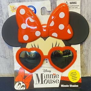 New Disney Kids Minnie Mouse Shades Sunglasses 100% UV Protection Girls