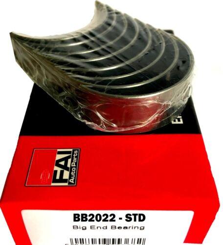 1248cc Diesel BIG End cuscinetti per PEUGEOT BIPPER 1.3 HDI