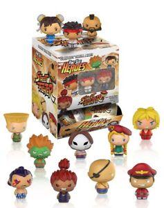 Boîte de présentation de héros de taille d'une pinte Street Fighter de Packs scellés de Funko 889698131391