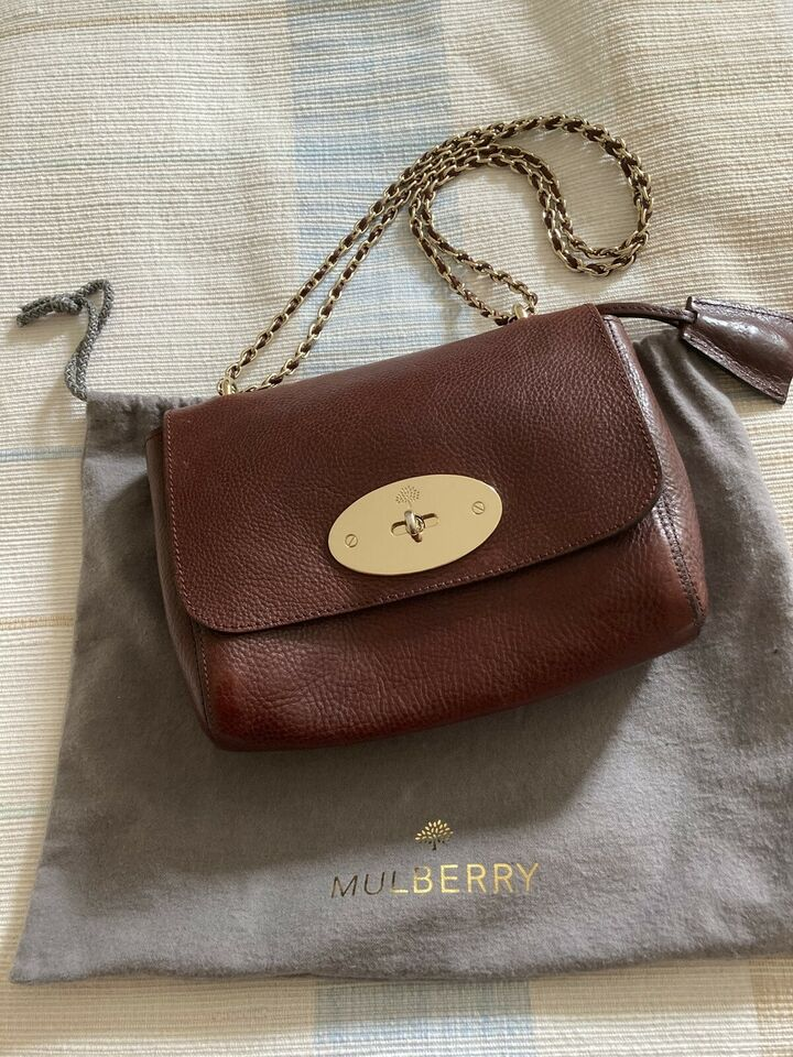 Crossbody, Mulberry, kalveskind