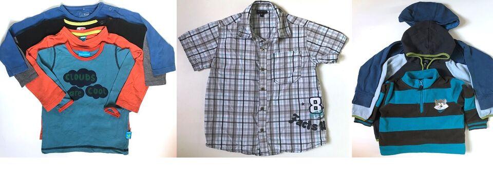 Blandet tøj, Lækker 1-1½ Års Pakke - 21 Dele, Molo