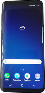Samsung-Galaxy-S9-Dual-Sim-64GB-Coral-Blue-blau-Android-Smartphone