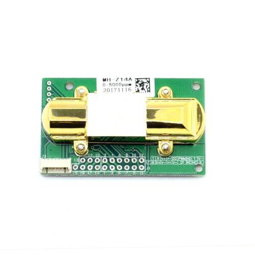 1pcs MH-Z14A infrarouge de dioxyde de carbone Capteur Module Serial Port PWM sortie analogique