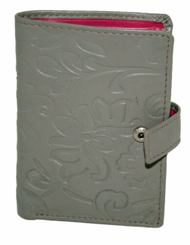 Mala Leather small Bank//Credit Card Holder Style Rimini 62261 Colour Various New