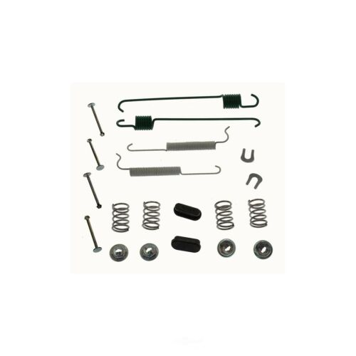 Drum Brake Hardware Kit Rear Carlson 17361 fits 98-03 Toyota Sienna