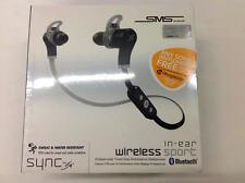 Sync by 50 Wireless In-Ear Bluetooth Sport Headphones SMS-EBBT-SPRT-BLK