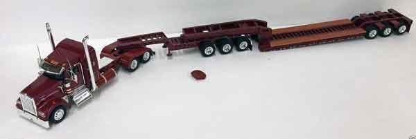 TONKIN 1 53 Scale KENWORTH modèle W900L   BN   500031
