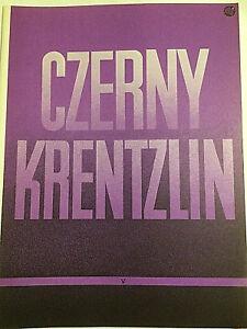 CZERNY-KRENTZLIN-Heft-5