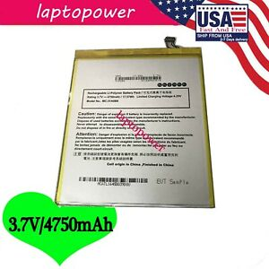 26S1014 NEW 4750mAh Tablet Battery For 58-000181 26S1014-Y 1ICP4//100//118