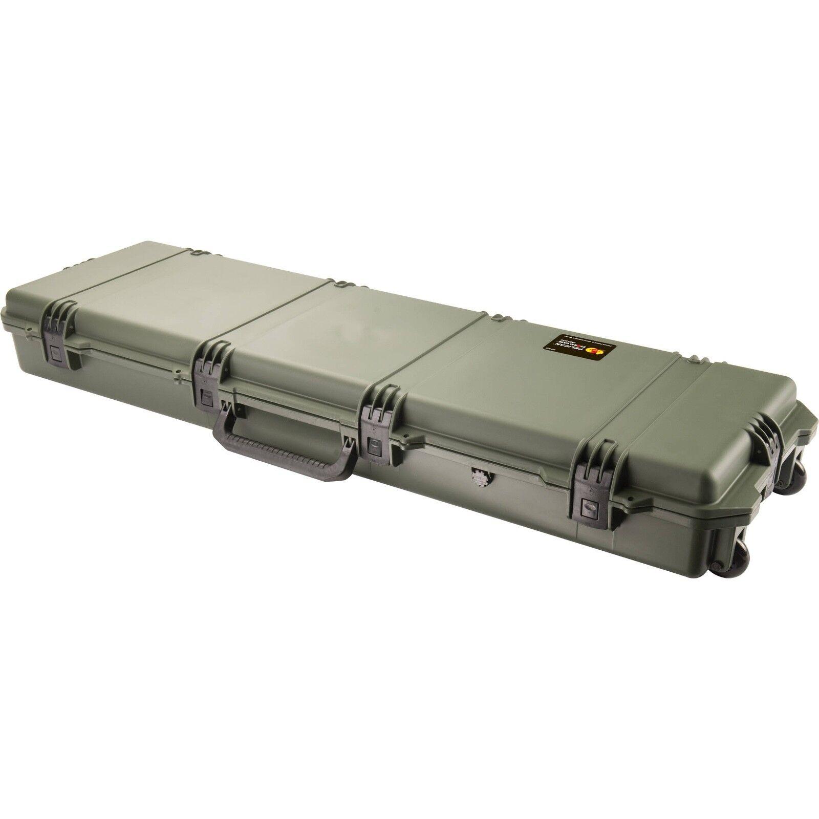 Peli Storm iM3300 Case Olive With Foam