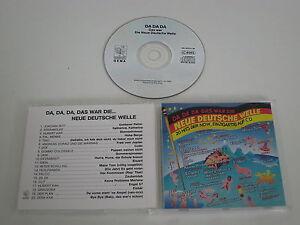 Various-Artists-Da-Da-Da-Das-War-Die-Neue-Deutsche-Welle-RR-4003-CM-CD