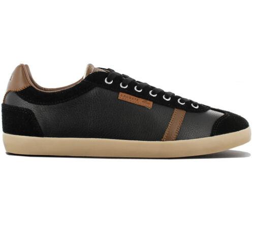 Scarpe Leather Lacoste 28spm0007024 6 Srm Sneaker Pelle Uomo Brendel xqF1Xfw6