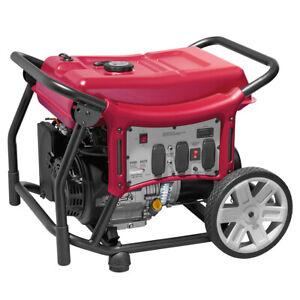 Powermate CX5500 - 5,500 Watt Portable Generator, 50 ST / CARB, PMC145500.01