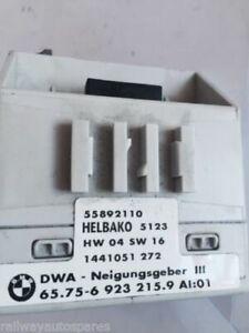 BMW E46 E39 E38 97-05 7 5 série 3 ultra sonic module alarme capteur Motion mod...