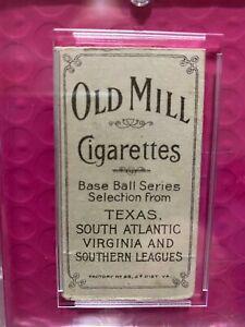 very rare southern league rare back t 206 baseball cards