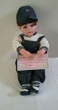 Cathay Collection musical vinyl boy doll Bailey COA 0695/5000