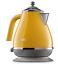 Delonghi-KBOC2001Y-1-7L-Icona-Capitals-Kettle-with-Swivel-Base-New-York-Yellow thumbnail 2