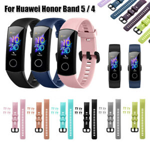 Colorful-Replacement-Bracelet-Strap-For-Huawei-Honor-Band-5-4-Watch-Band