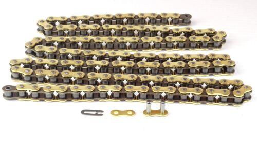 Honda CRF450 CR250 Sprocket Set Chain Combo Kit Gold Motocross Black 13//48T