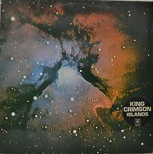 "King CRIMSON Islands - 12"" LP (m754)"