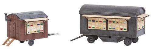 zwei Bienenwagen NEU /& OvP Faller 180385 H0