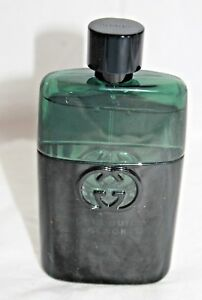 Gucci Guilty Black by Gucci 3 oz 90 ML Eau De Toilette EDT Spray Men ... 17d4098b36