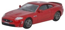 Oxford 76XKR002 Jaguar XKRS Italian Racing Red 1/76 Scale = 00 Gauge New in Case