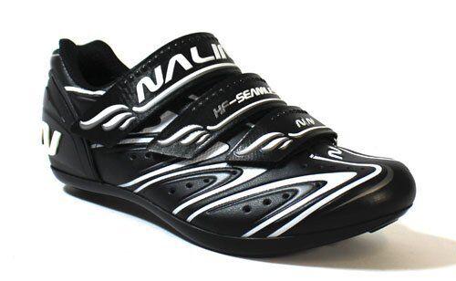 Sautope da corsa da donna Nalini Siren nero grigio taglia 38