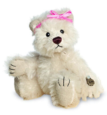 11707 Teddy Hermann /'Teddy with Sledge/' limited edition miniature mohair bear