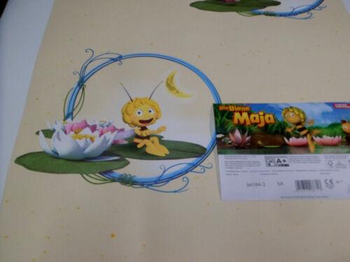 3 Rollen AS Papiertapete Biene Maja,Kinderzimmer  0,39€//Meter   94184-3 Kids