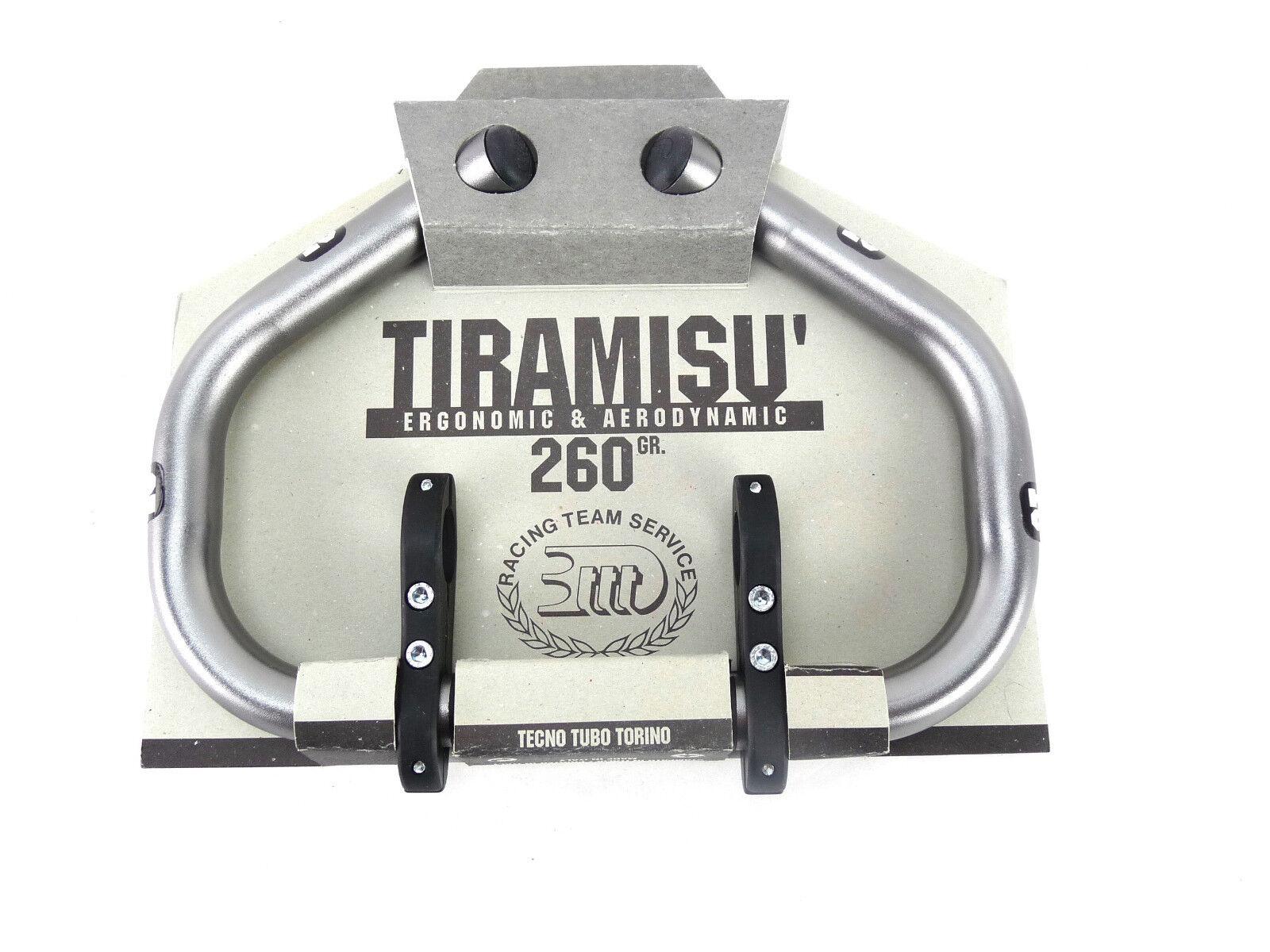 3ttt Handlebar Extensions Tiramisu For Touring TTT Vintage Bike  3T Dark NOS  luxury brand