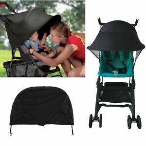 Car Seat UV40+ Cover Dooky Universal Shade Pram Black Stroller