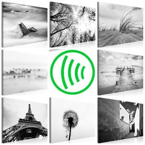 Leinwand bilder schwarz wei kunstdruck vintage wandbilder for Kunstdruck wohnzimmer
