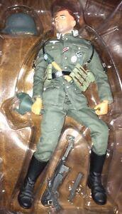 WWII-CRIMEA-1944-Wehrmacht-Panzerjager-NCO-Dragon-figure-034-GERHARD-034-12-034-1-6-NIB