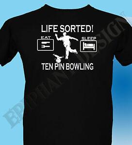 Détails sur Ten Bowling T Shirt Hommes Coupe Cadeau Idéal 3XL 4XL 5XL Sport Grande Taille 10
