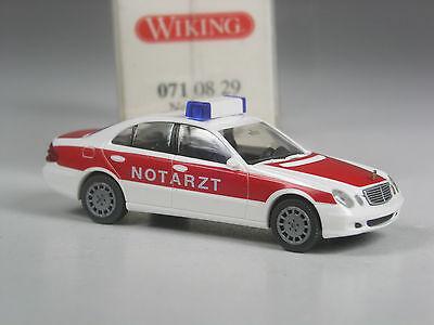 Wiking Serienmodell Volvo 850 DRK Notarzt in OVP Klasse