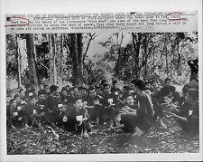 1966 Viet Cong Hearts and Minds speech Press Photo Vo Dat South Vietnam