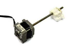 Details about Bipolar Microstep stepper motor + Lead screw 130mm - axis,  CNC, Arduino, Reprap