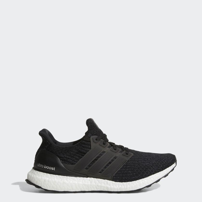 adidas-Ultra Boost Shoes-Men-Core rrp£150 Noir /Dark Gris 6 EU 39.3 rrp£150 Shoes-Men-Core JS46 64 5d9d62
