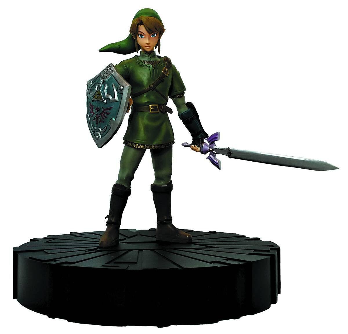 Legend of Zelda Twilight Princess Link 10