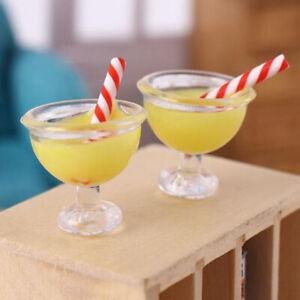 1-12-Dollhouse-Miniature-Mango-Juice-Cup-Doll-House-Kitchen-Accessories-YK