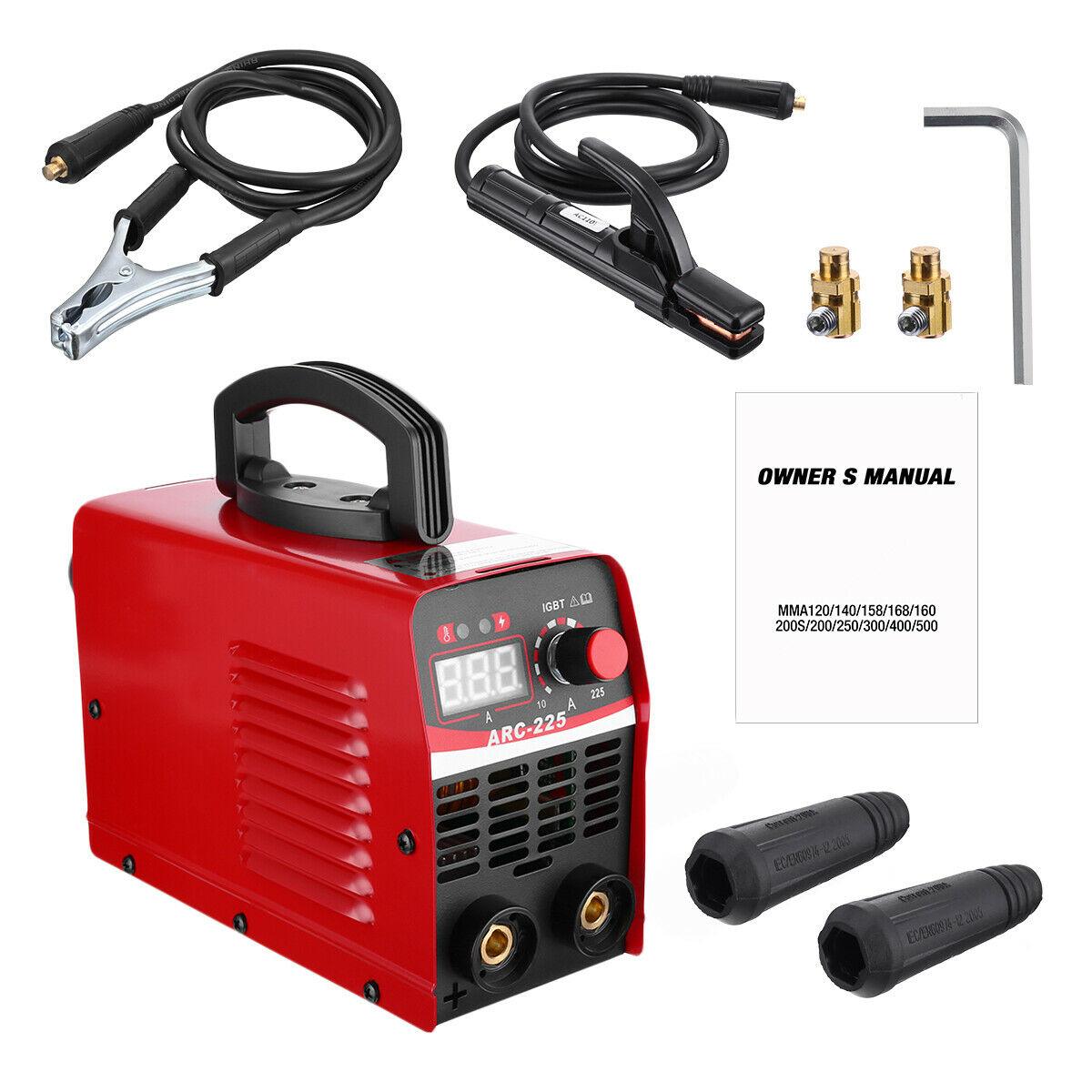 110/220V Mini ARC Electric Welding Machine DC Inverter ARC MMA Stick Welder IGBT. Available Now for 78.99