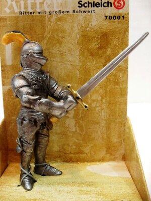 Intelligente Schleich 70001 Fante D/leone In Armatura Con Spada Mondo Dei Medioevali 9,5 H