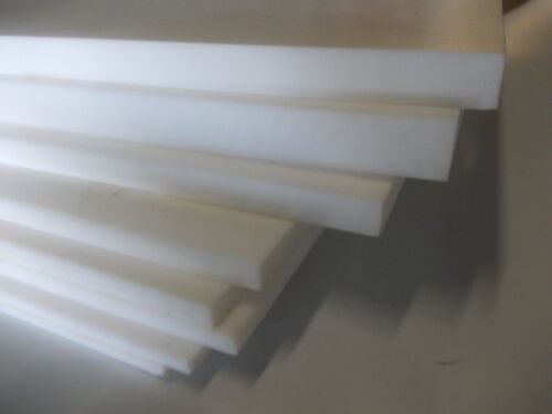 1.5 mm Thick PTFE Sheet 200 mm x 200 mm High Temperature Engineering plate