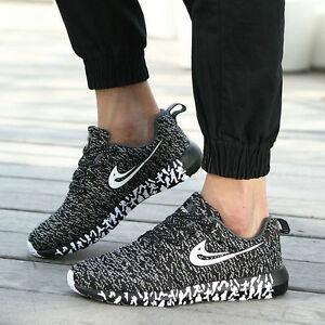3174def63d Image is loading Men-039-s-Fashion-Outdoor-Sneakers-Breathable-Casual-