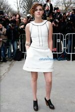 NWT CHANEL 15S RUNWAY MOST WANTED SILK WHITE DRESS SIZE 36/38