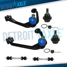 Ford F 150 Expedition 2wd Rwd 6pc Upper Control Arm Ball Joint Stabilizer Kit Fits 1997 Ford F 150