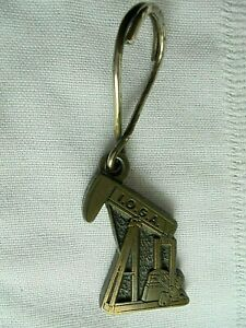 Details about Vintage IOGA Illinois Oil and Gas Association Oil Well Pump  Keychain