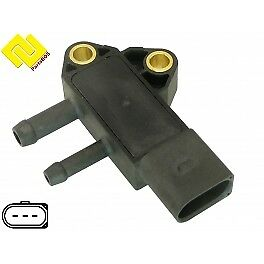 Bosch Exhaust Temperature Sensor 0281006287